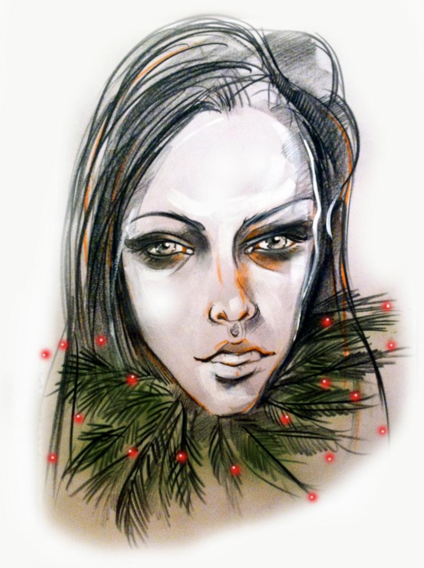 21. Dec 21 Coco Rocha