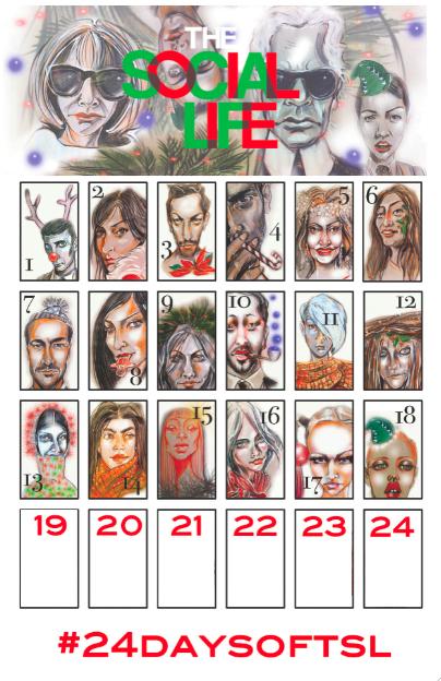#24DaysofTSL Dec 18