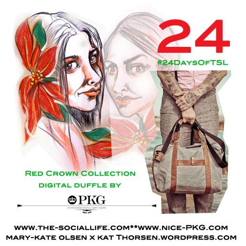 #24DaysOfTSL Dec 24 x PKG