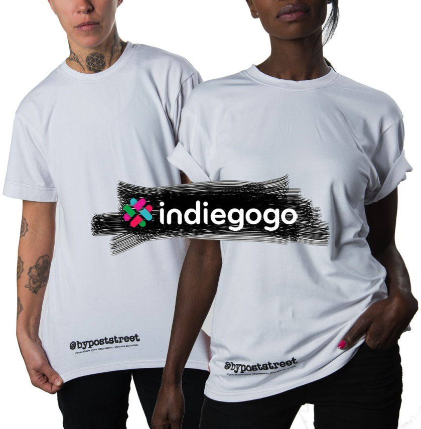 Front Page Indiegogo