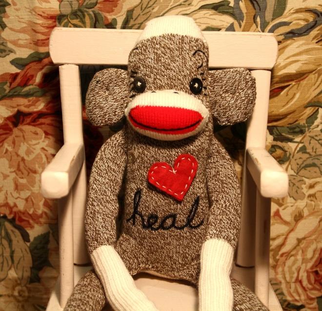 Heal monkey