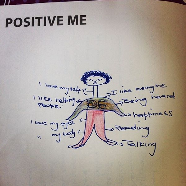 """""""Another awesome positive me #southafrica #leadershipdevelopment"""" - Loretta Cella"""