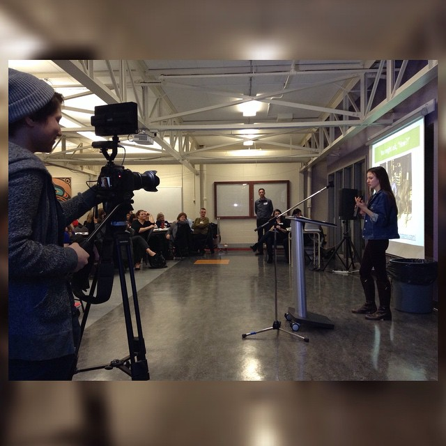 Congratulations Caddy Pattison on an incredible presentation on Feb 10, 2015 in front of 150 teachers #SD44 on your #walkforwater project benefitting KYT FOUNDATION and thank you Parmida Afsahi for documenting the event and to my colleague Ian Powell.