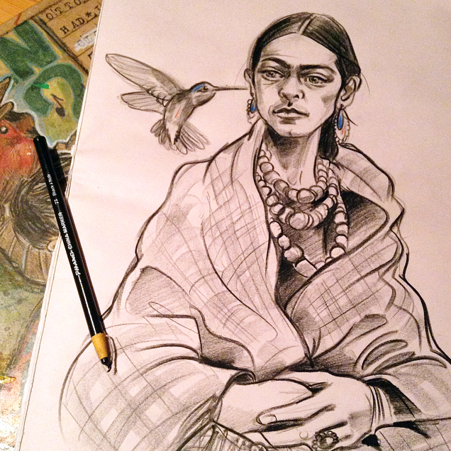 hummingbird Frida